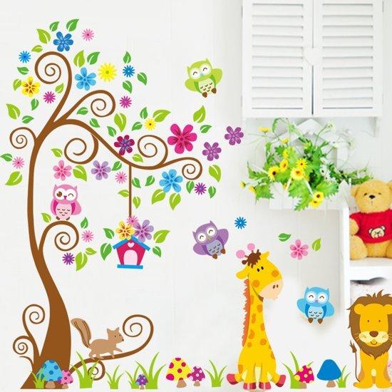 Decoratie Meisjes Babykamer.Kinderkamer Muursticker Babykamer Meisjes Of Jongenskamer Slaapkamer Decoratie