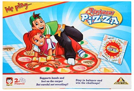 Afbeelding van het spel Pizzamengelmoes Spel voor Kinderen