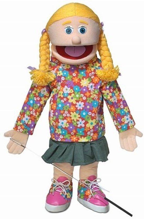 Handpop Cindy Sillypuppets 25''