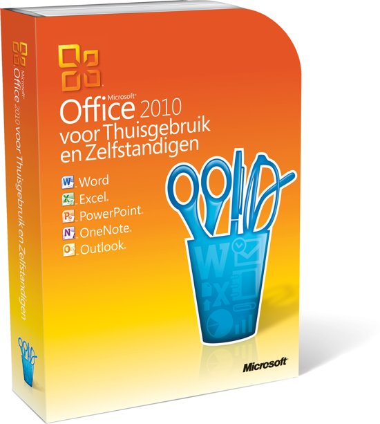 Microsoft Office Home And Business 2010 - 32-Bit/X64 / Nederlands / Download