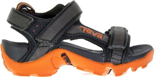 Teva Tanza Chaussures Gris Avec Velcro Pour Les Femmes CofuJ