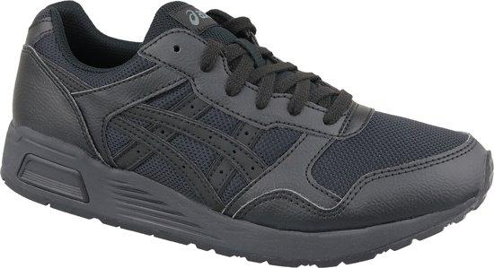 Asics Lyte-Trainer 1201A009-001, Mannen, Zwart, Sneakers maat: 44 EU