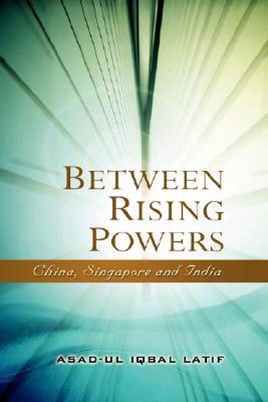 Between Rising Powers