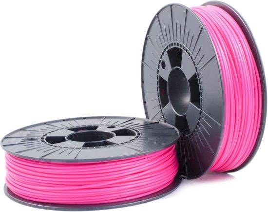 PLA 2,85mm pink (fluor) 0,75kg - 3D Filament Supplies