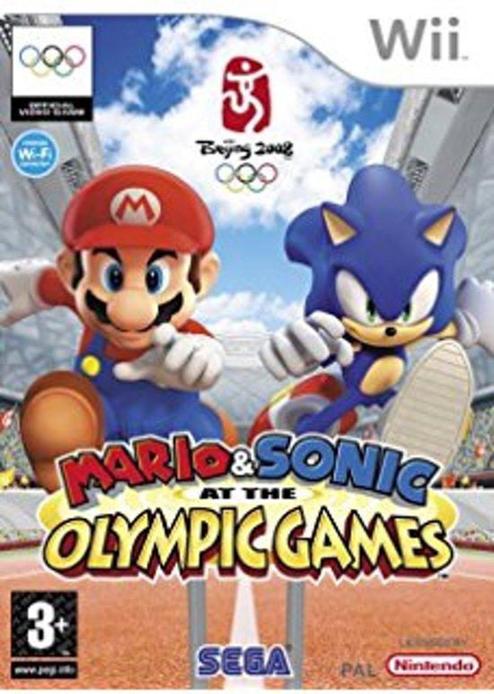Mario & Sonic op de Olympische spelen (Wii) kopen