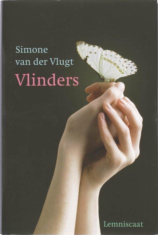 Boek cover Vlinders van Simone van der Vlugt (Hardcover)