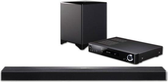 Onkyo LS-7200 3D Soundbar systeem - Zwart