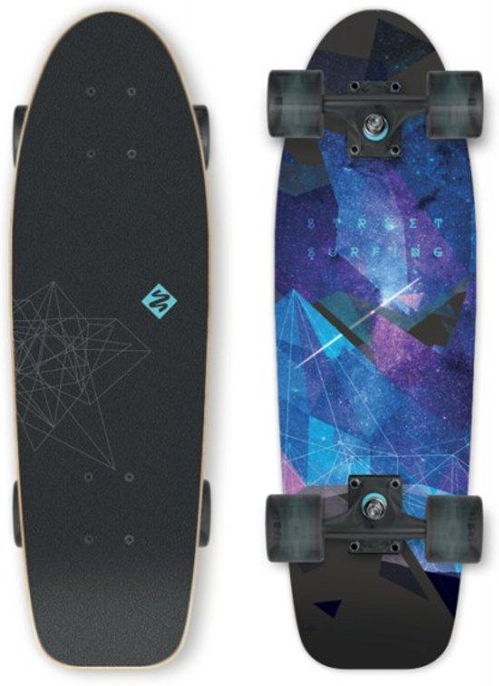 """Street surfing longboard Kicktail 28 """""""