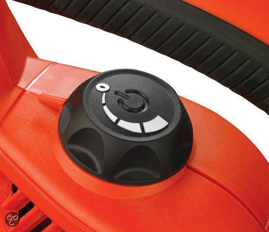BLACK+DECKER - GW2810 - Bladblazer - Met zuigfunctie - 2800 watt - 50 l opvangzak