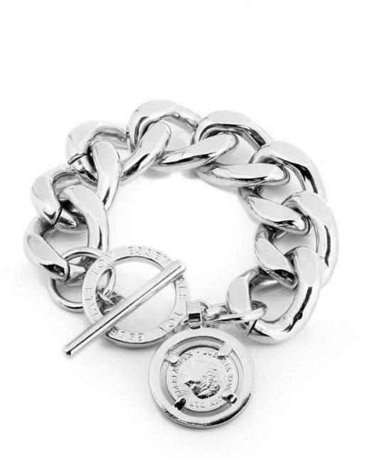 Flat gourmet bracelet