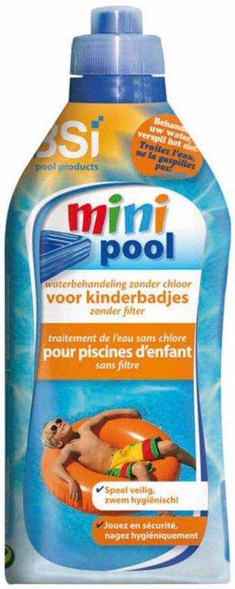Mini pool 1 kg - chloorvrij onderhoudsproduct voor kleine zwembaden