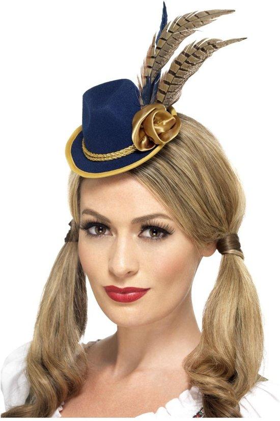 Authentic Bavarian Oktoberfest Mini Hat