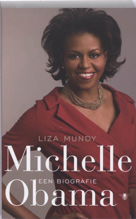 Boek cover Michelle Obama van L. Mundy (Paperback)