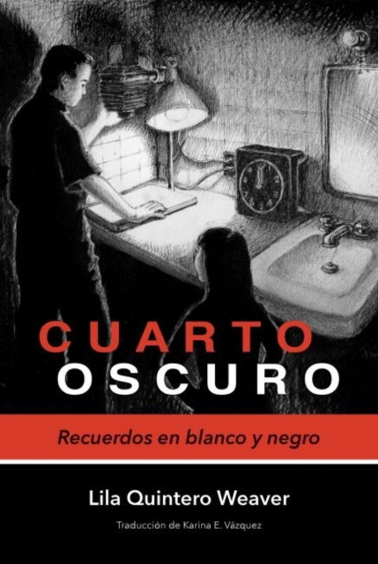 bol.com | Cuarto oscuro, Lila Quintero Weaver | 9780817359072 | Boeken