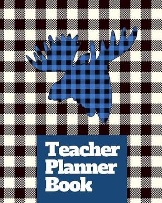 Teacher Planner Book