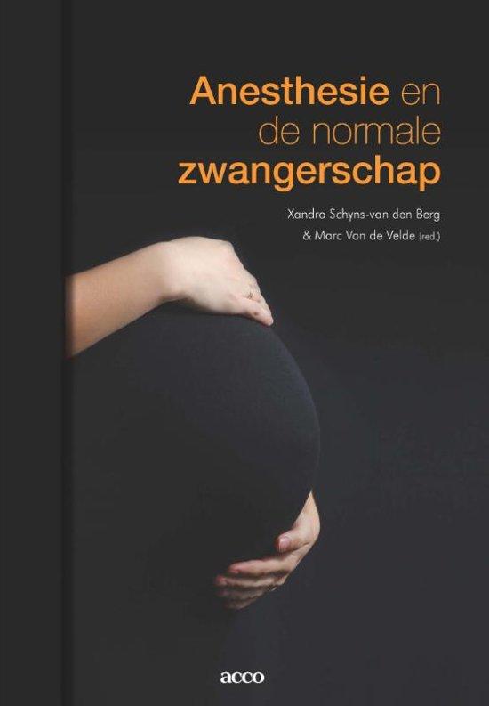 Anesthesie en de normale zwangerschap