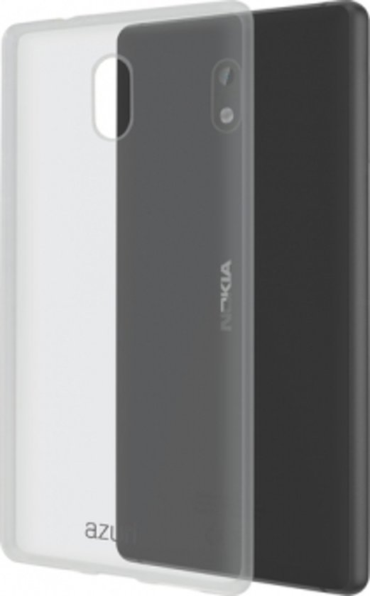 Azuri case - TPU Ultra Thin - transparent - voor Nokia 3
