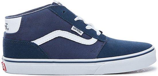 51f53a6fcf VANS Sneakers Chapman Mid Suede Canvas VA38J4MIT - Kids - Maat 39