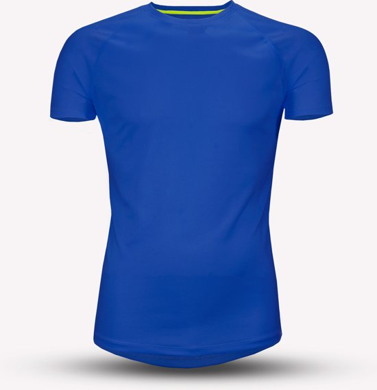 Tech Tee Men S Royal Blue