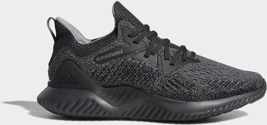 adidas Alphabounce Beyond M Hardloopschoenen Heren - Carbon/Grey Three  F17/Core Black