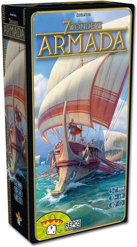 7 Wonders Armada NL
