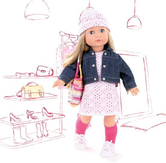 Götz Pop Götz Girls 45-50 cm Jessica in roze