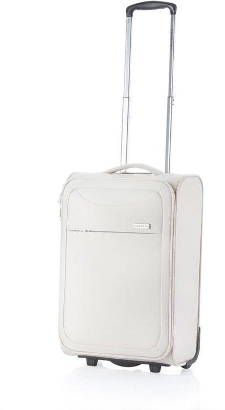 2d748f5f143 Super Lichte Trolley - Handbagage koffer 55cm - 2 wielen - Champagne