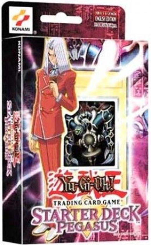 Afbeelding van het spel Yu-Gi-Oh! - Starter Deck Pegasus 1st edition