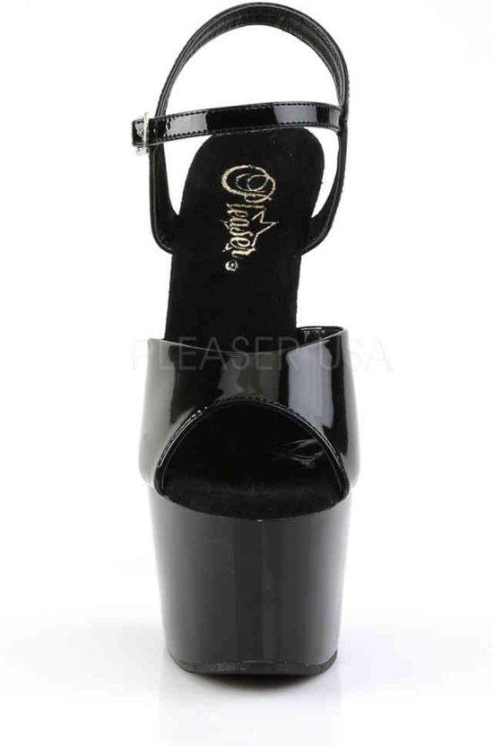 3 7 40 Adore 10 Pf 4 Heel Eu Us 2 Sandal Strap Ankle 709 XZxwX8n