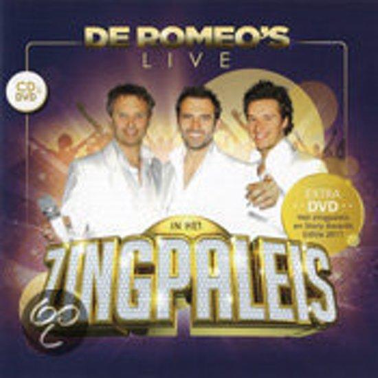 De Romeo's - Zingpaleis Premium
