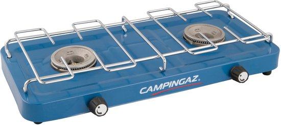 Base Camp Buitenkeuken.Campingaz Gaskomfoor Base Camp 2 Pits 2x 1600 Watt