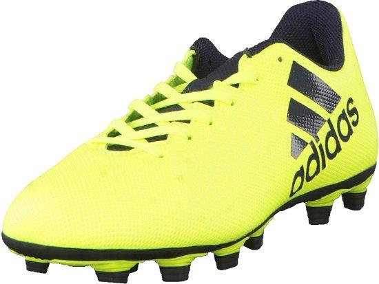 Adidas - X17.4 Soccer Fxg - Unisexe - Le Football - Noir - 40 2/3 vUuFcjS
