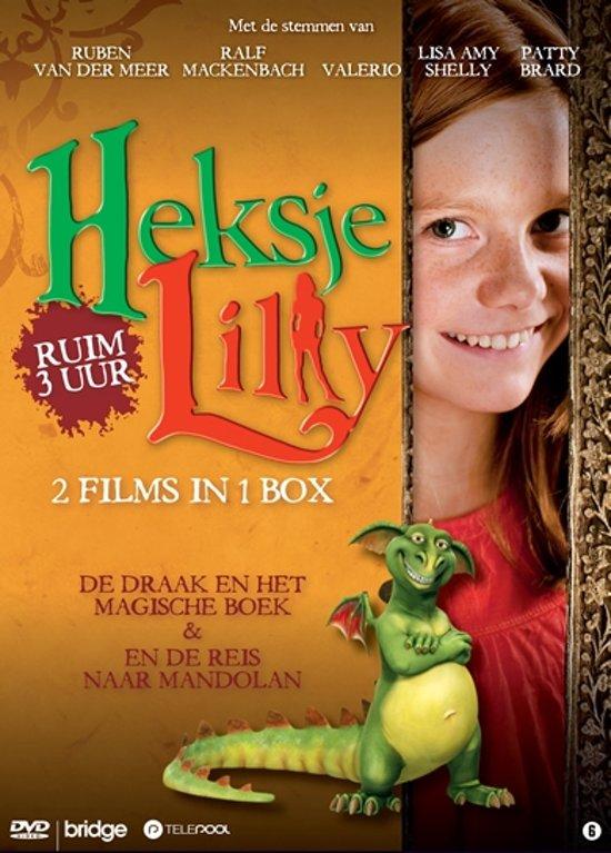 Heksje Lilly Cast.Bol Com Heksje Lilly 1 2 Dvd Sami Herzog Dvd S