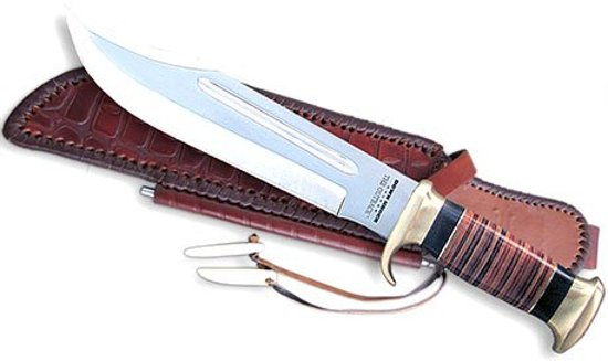 Linder Outback Mark II Crocodile Bowie