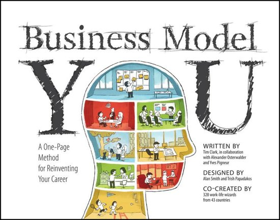 Boek cover Business Model You van Clark t (Onbekend)