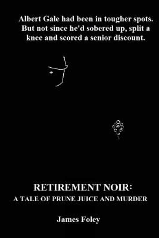 Boek cover Retirement Noir van MR James G Foley (Paperback)
