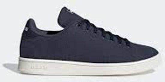 adidas Advantage clean vs Sneakers Heren Wit Maat 45