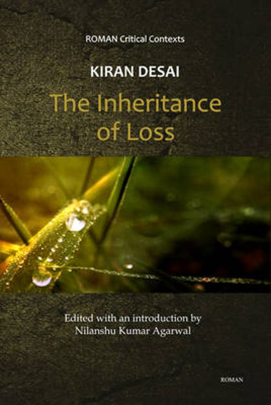 the inheritance of loss essay