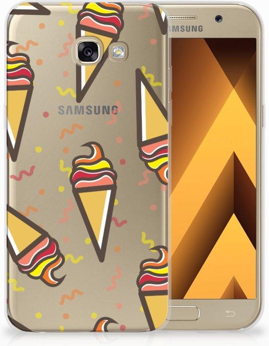 Samsung Galaxy A5 2017 TPU Hoesje Design Icecream