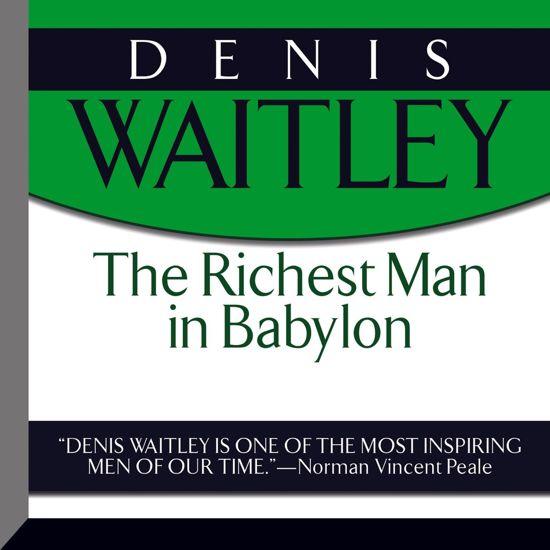 Boek cover The Richest Man in Babylon van George Clason (Onbekend)