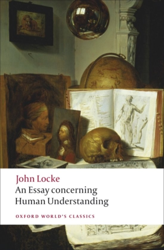 an exposition of concerning the human understanding of ideas an essay by john locke