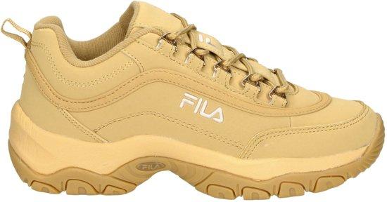 Fila Strada dames dad sneaker - Oker geel - Maat 39