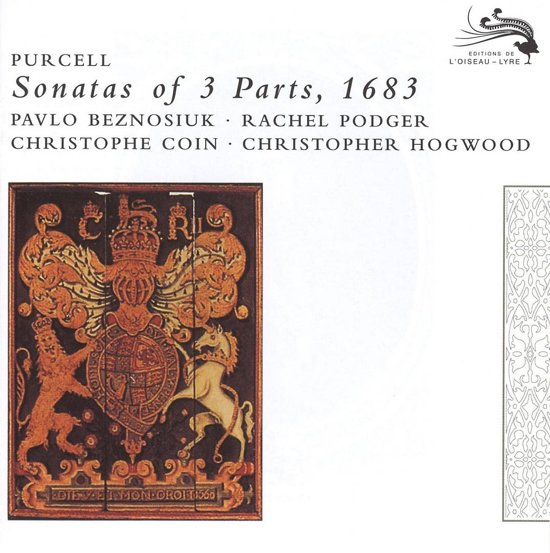12 Sonatas Of Three Parts