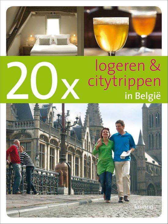 20 X Logeren En Citytrippen In Belgie - D. Moor pdf epub
