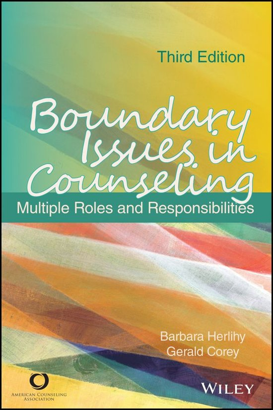 role and responsibilities and boundaries of
