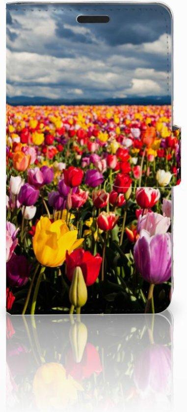LG G3 Leuk Hoesje Tulpen in Baarlo