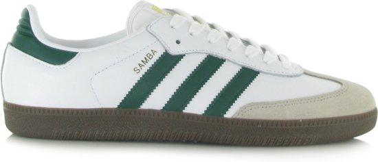 low priced 156fb aa6a2 Adidas SAMBA OG Wit