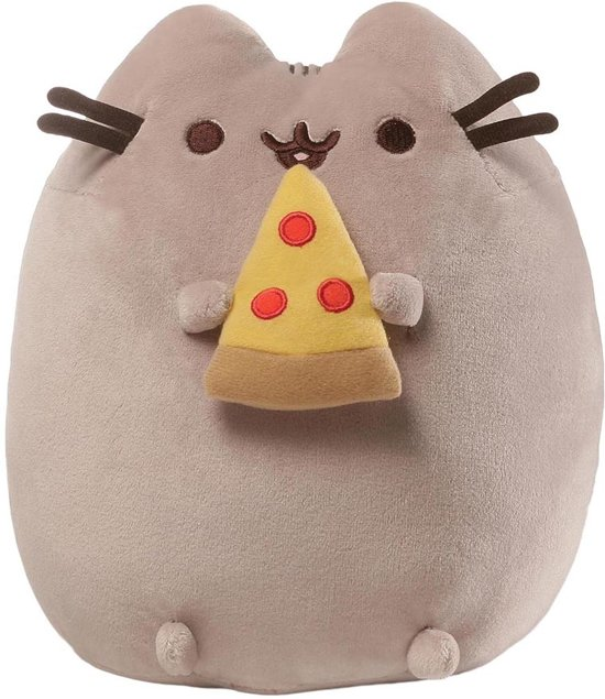 Pusheen Pizza 9.5 Plush