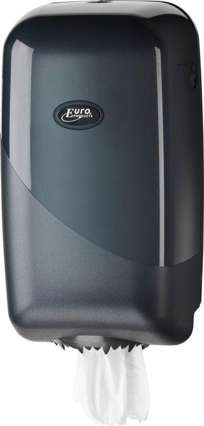 Pearl Line Black Poetsrol Dispenser Mini