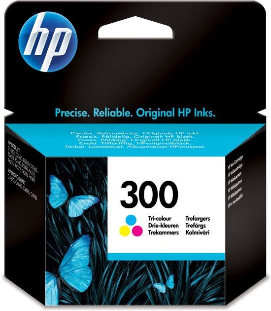 HP 300 - Inkcartridge / Kleur (CC643E-ABF)
